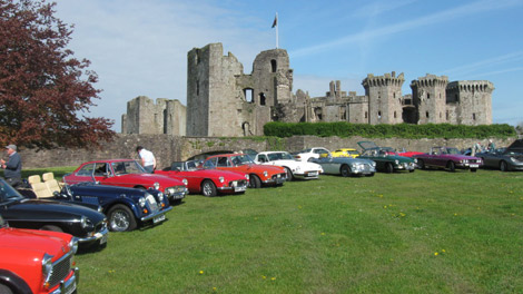 Chepstow Car Rally
