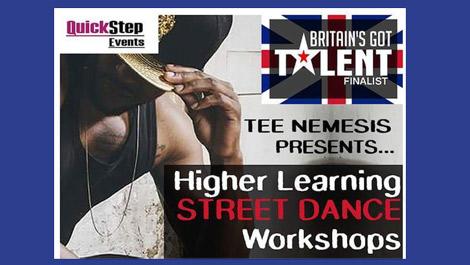 Poster for Street Dance Ross