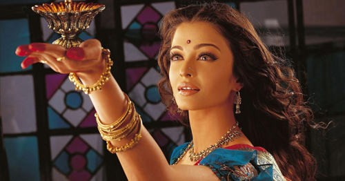 Indian film: Devdas aishwarya