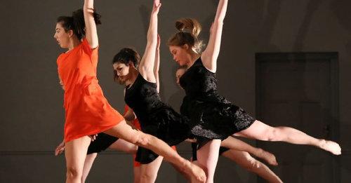 Ballerinas from Dance Blast