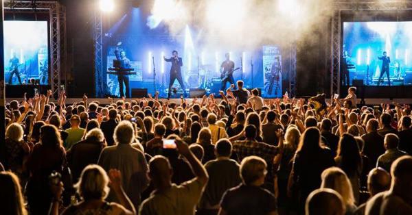 Monmouth Festival Britpop