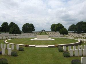 British Cemetery Souchez, France