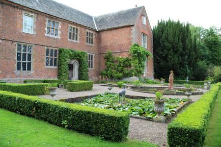 Hellens Manor House Much Marcle opens again at Easter