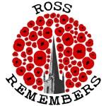 Ross Remembers Logo