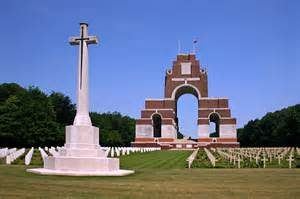Thiepval Memorial Picardy