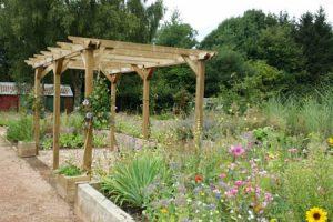 incredible edible garden usk