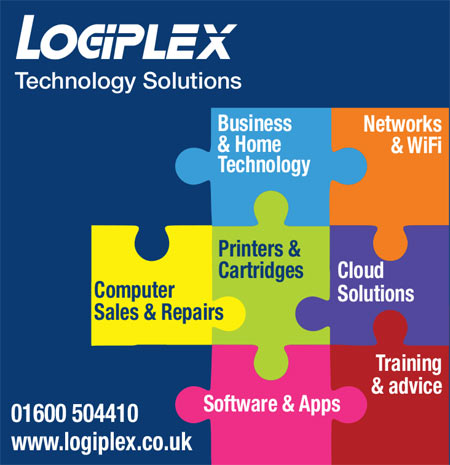 Logiplex advert