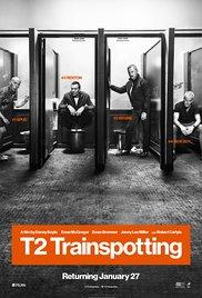 Train Spotting poster