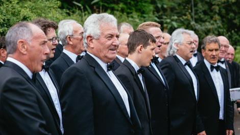 monmouth male voice choir
