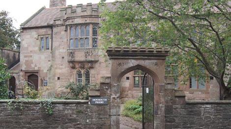 Monmouth Priory
