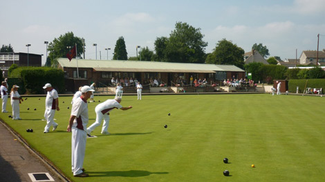 Chepstow Bowling Club