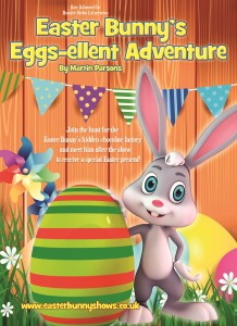 EAster Bunny film poster