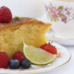Rum and Lime Cake