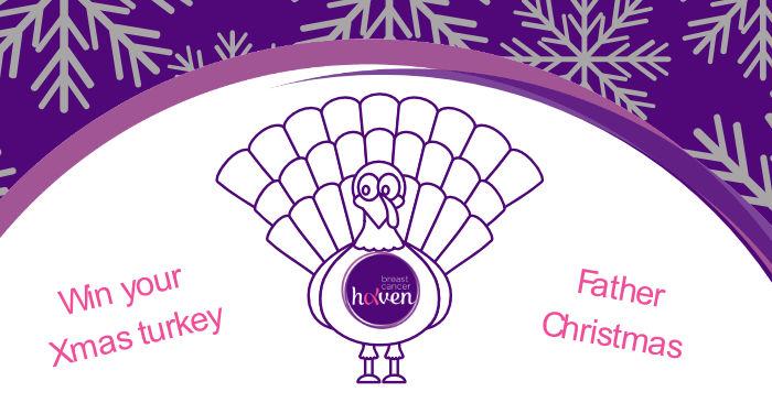 Turkey Trot fun run poster