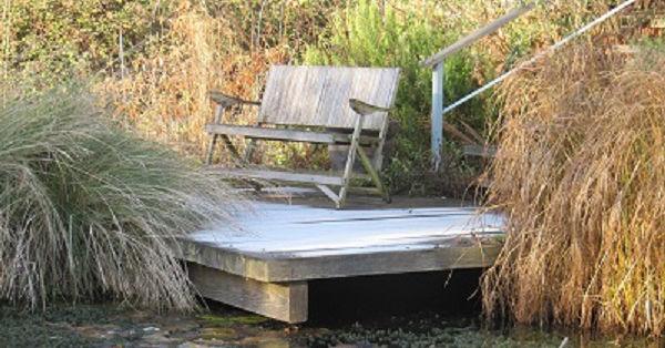 winter garden seat