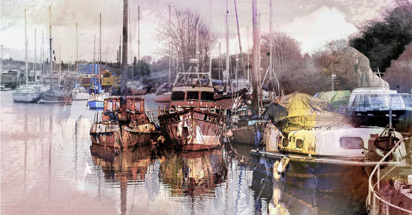 Richard White Lydney Harbour