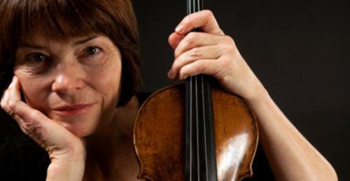 Elisabeth Zeuthen Schneider - violin