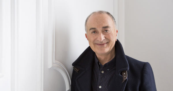 Tony Robinson photo by Paul Marc Mitchell