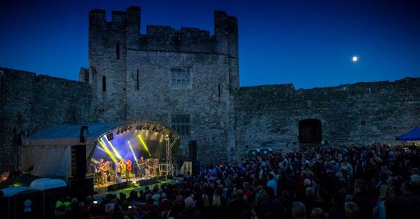 Castel Roc Festival, Chepstow Castle