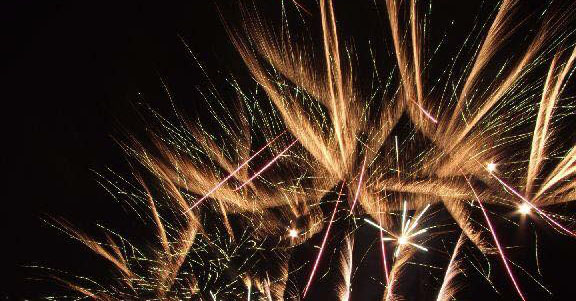 chepstow fireworks 2018