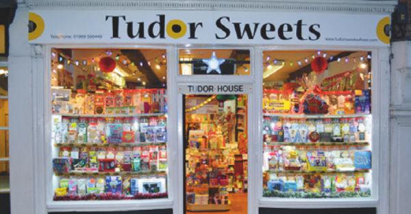 Tudor Sweets Ross