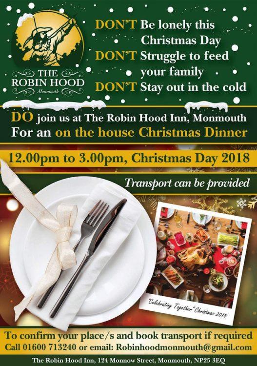 Robin Hood poster full size