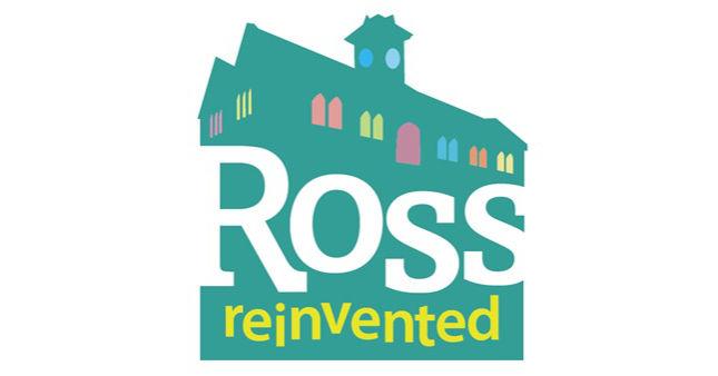 Ross Reinvented Logo