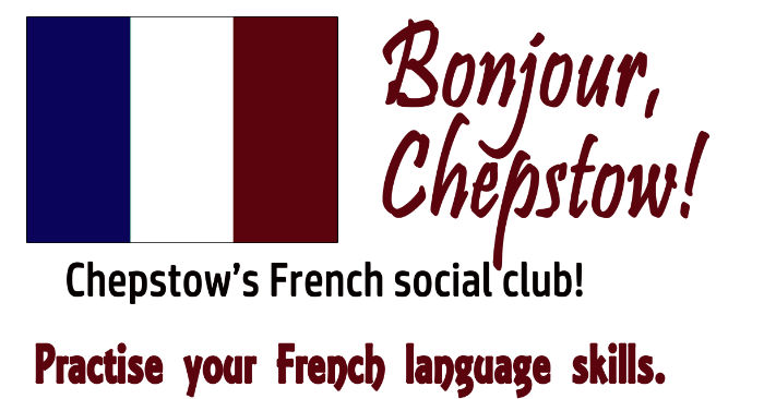 Poster for Bonjour Chepstow French club