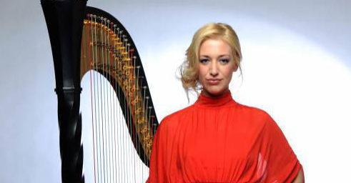 Jemima Philips harpist